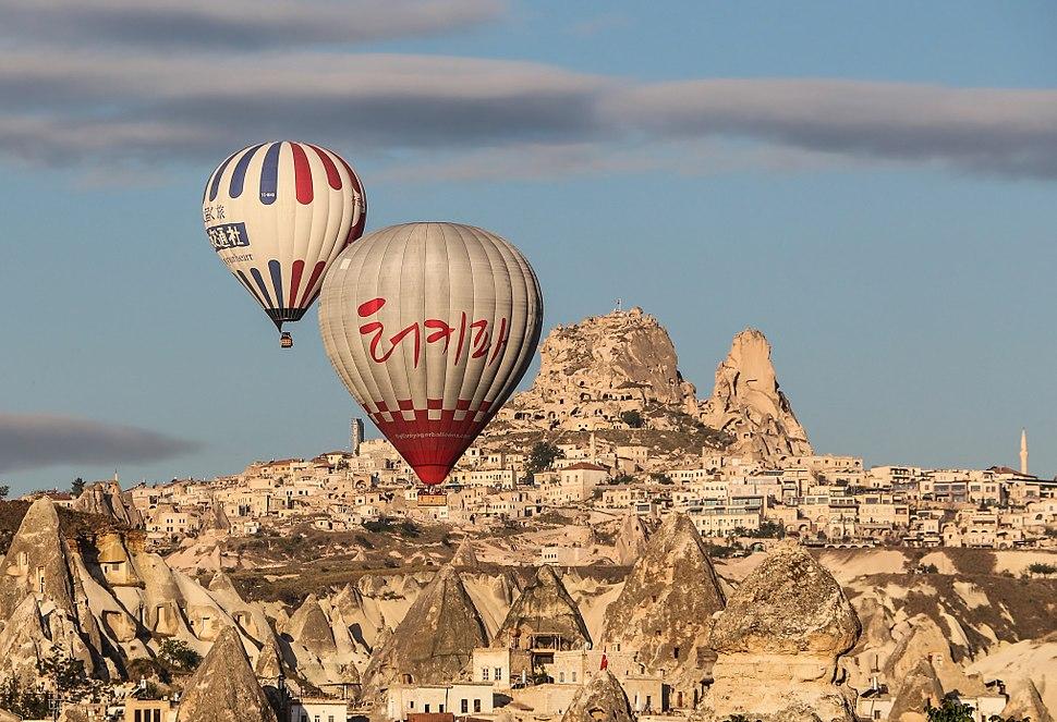 Uçhisar, Cappadocia 07