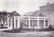 U-Bahn Berlin Kaiserhof 1910