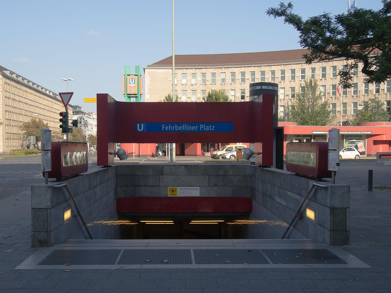 U-Bahnhof Fehrbelliner Platz 20141003 14.jpg