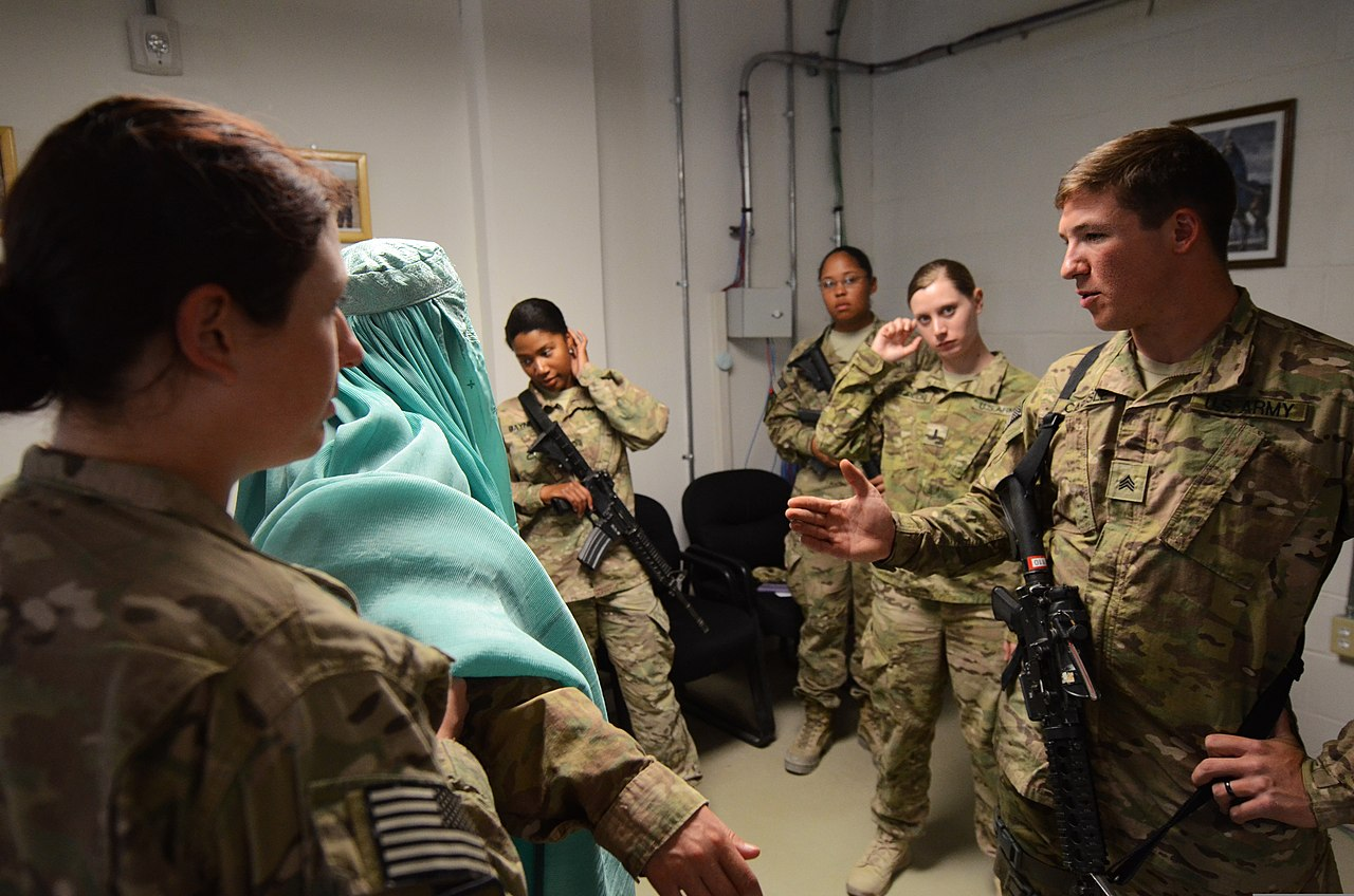 Women Army: Aug 27, 2011