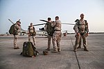 U.S. Marines parachute from UH-1Y Venom in Djibouti 150916-M-TJ275-204.jpg