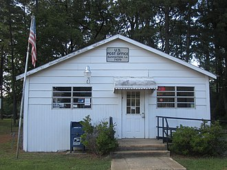 Summerfield, Louisiana - U.S. Post Office in Summerfield