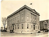U.S. Post Office and Courthouse (Rock Hill, South Carolina) 1933.jpg
