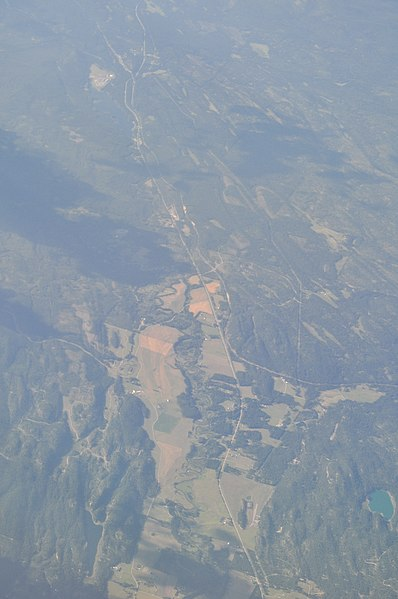 File:U.S. Route 93 in Montana near Lower Stillwater Lake 02 (10323530903).jpg