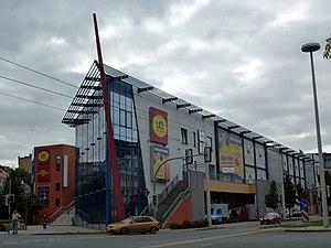 Deutsch: UCI Kinowelt in Gera, Deutschland Eng...
