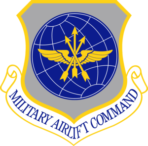 65th Military Airlift Support Group - Image: USAF Military Airlift Command