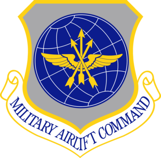 57th Weather Reconnaissance Squadron - Image: USAF Military Airlift Command
