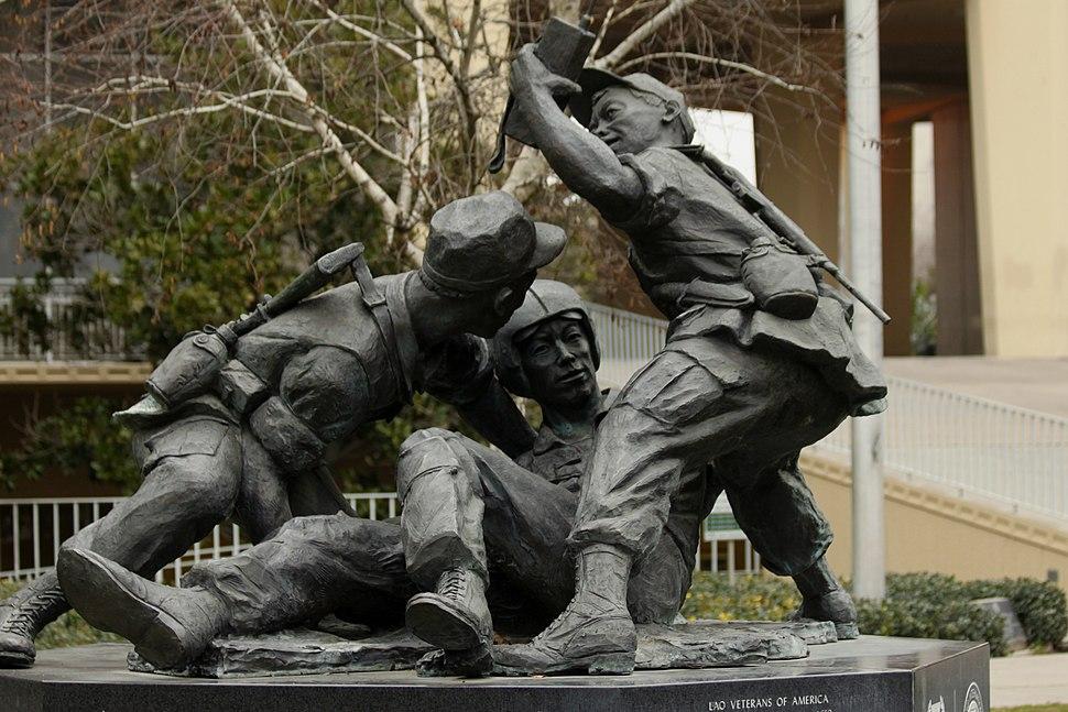 USA - HMONG Memorial