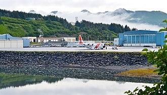Coast Guard Air Station Kodiak - Air Station Kodiak Island today