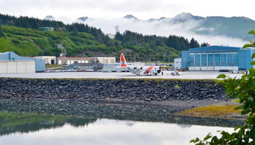 USCG Air Station Kodiak Island