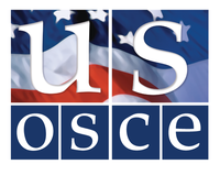 Logo of United States Mission to the Organization for Security and Cooperation in Europe