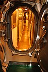 USS Bowfin - Bulkhead & Passageway (6160352871).jpg