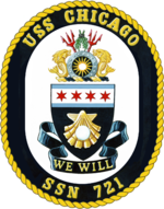 USS Chicago SSN-721 Crest.png