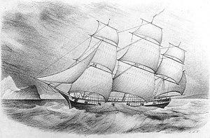 John Lenthall (shipbuilder) - Image: USS Decatur (1839)