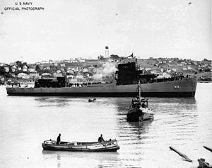 USS Duffy (DE-27) - USS Duffy (DE-27)