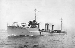 USS Lamson (DD-18) - Image: USS Lamson (DD 18)