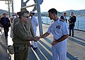 USS Mount Whitney commemorates 70th anniversary of Operation Dragoon 140813-N-VY489-371.jpg