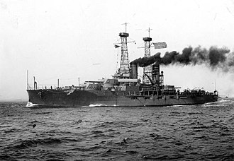 USS North Dakota (BB-29) - Image: USS North Dakota BB 29