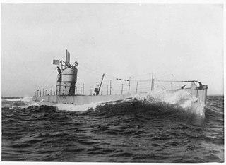 USS <i>R-22</i> (SS-99) 1918 United States Navy R-class coastal and harbor defense submarine