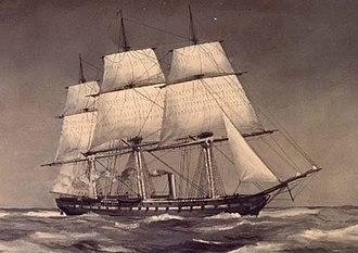USS Wabash (1855) - Image: USS Wabash 85568