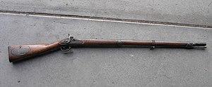 Model 1814 common rifle - Image: US Model 1814 Johnson made