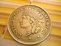 US dollar coin (heads, 1851).jpg