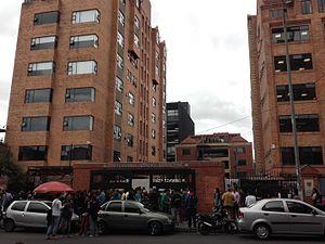 Sergio Arboleda University - Image: U Sergio Arb Btá calle 74