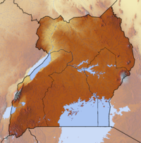 Mount Speke is located in Uganda