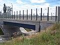 Uhříněves, podjezd pod žel.tratí 221, ul. Ke Kříži.jpg