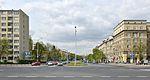 Ulica Jurija Gagarina przy Czerniakowskiej 2016.jpg