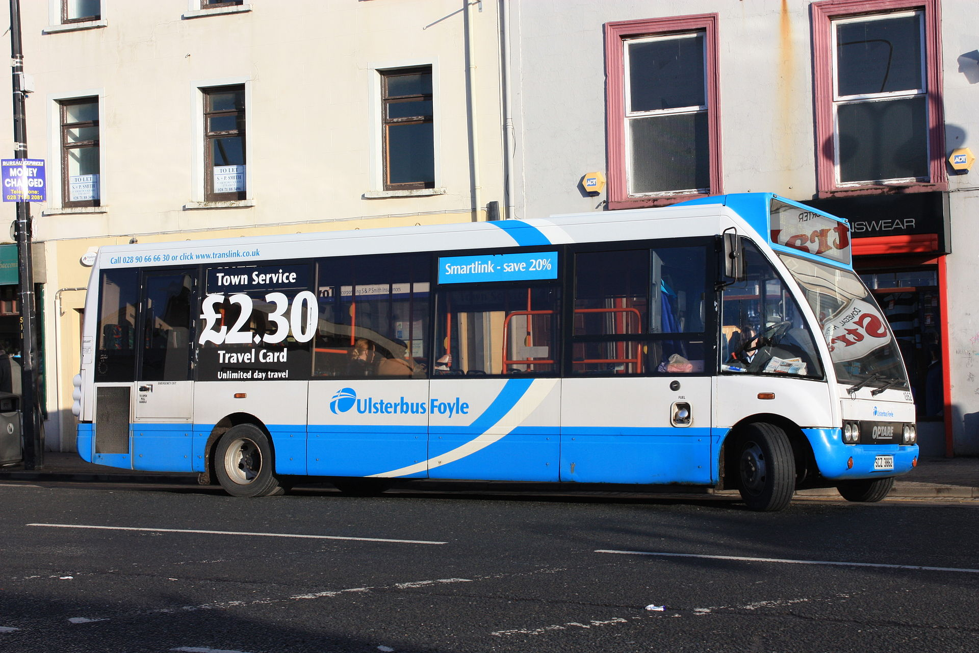 ulsterbus foyle wikipedia. Black Bedroom Furniture Sets. Home Design Ideas
