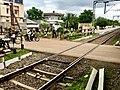 Unguturu railway station board.jpg