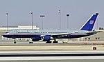 United Airlines Boeing 757-222 N556UA - 5456 (cn 26650-447) (5542603670).jpg