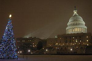 Capitol Christmas Tree Wikipedia