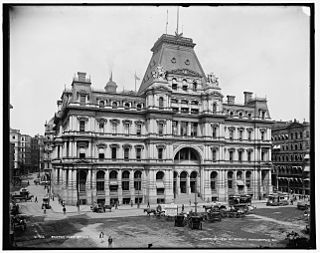 United States Post Office and Sub-Treasury Building (Boston)