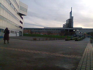 Lille 2 University of Health and Law Campus Lille 2
