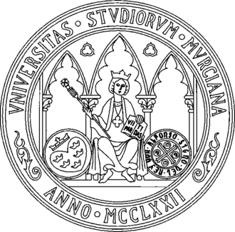 University of Murcia - Image: Universitas Studiorum Murciana b w