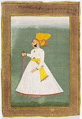 Portrait of Viram Deva