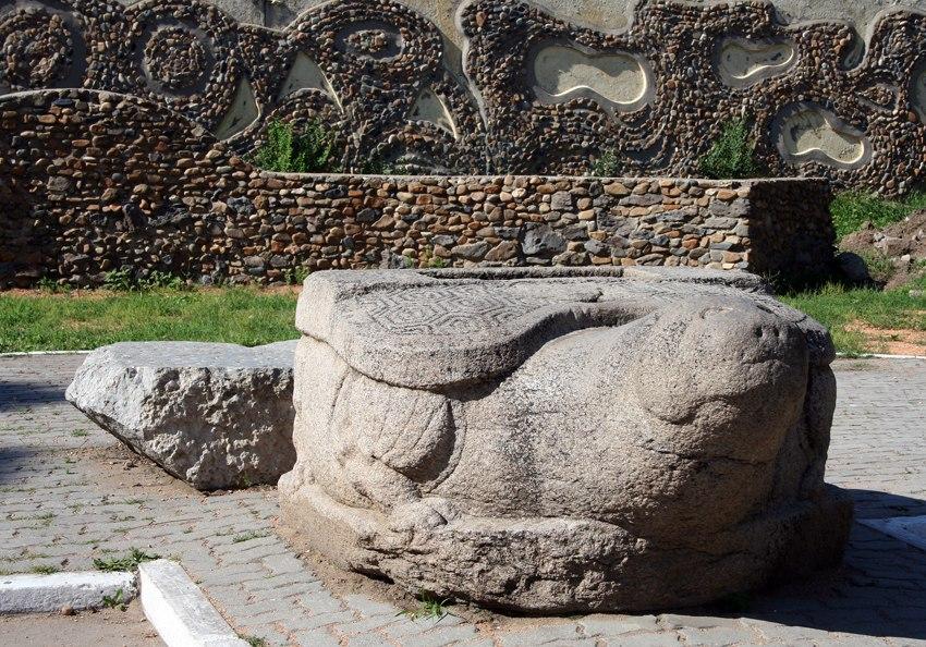 Ussuriysk-Stone-Tortoise-S-3542