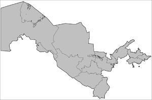 Provinces of Uzbekistan
