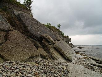 Pakri Islands - Northern coast of Väike-Pakri.