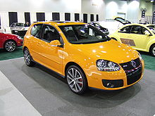 North Park Vw >> Volkswagen Golf Mk5 - Wikipedia