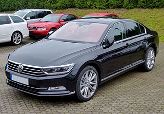 Volkswagen Passat Car model series
