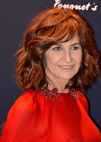 Valérie Lemercier - Image: Valérie Lemercier Césars 2017 3