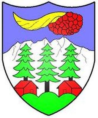 Val-d'Illiez - Image: Val d'Illiez