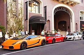 Valencia Hotel, Santana Row, SJ 02