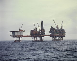 Valhall oil field