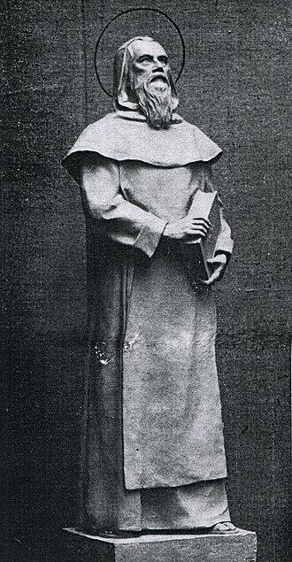 Eusebius of Esztergom - Image: Vastagh Éva Boldog Özséb