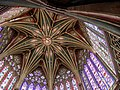 Vault of the lantern of Ely Cathedral, Cambridgeshire.jpg