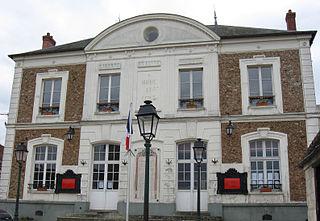 Vendrest Commune in Île-de-France, France